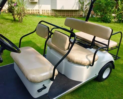รถกอล์ฟ Club Car