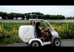 การขับรถกอล์ฟ